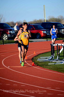 Ray-Pec Triangular Track & Field Meet 3-31-15