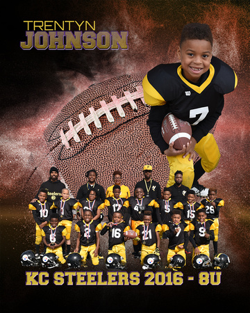 Steelers2016 8u - Trentyn Johnson MM