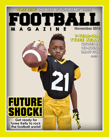 Steelers2016 8U - Tyree Kelly MagCover