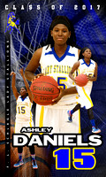 Schlagle Girls Basketball Senior Banners