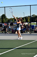 Ray-Pec Women's Tennis 2016
